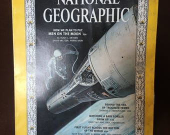 National Geographic Vol.125 No.march 1964