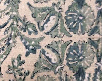 Sofia Verde Lacefield fabric home decor Mulripurpose
