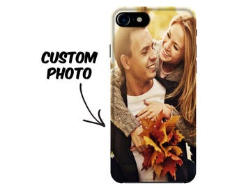 Photo iPhone 7 Case, Custom Photo iPhone 6 Case, Personalised Photo Phone Case, iPhone Cover, Samsung S7 Case, Custom iPhone 7 Plus Case