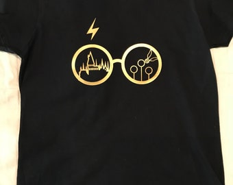 Harry Potter Tee-Adults