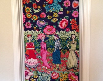 Cuatro Frida Catrina Wall Panel