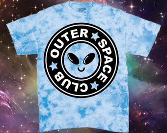 Outer Space Club T-Shirt