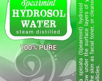 Spearmint Hydrosol