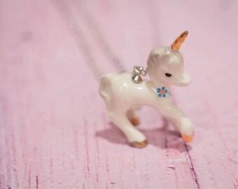 Unicorn Unicorn Necklace Unicorn Jewelry Unicorn Jewellery Fantasy unicorn necklace, mythical jewelry Unicorn Gift Gifts for her Unicorn