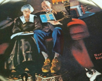 """Norman Rockwell Light Campaign """"Evening's Ease"""""""