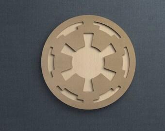 Frame Kit, Galactic Empire, Wood Frame, Picture Frame, DIY