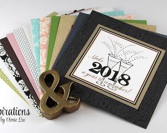 Calendar, 2018 Calendar, Desk Calendar, Gift