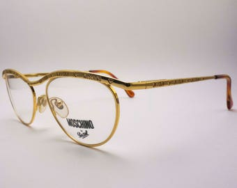 Vintage MOSCHINO Glasses