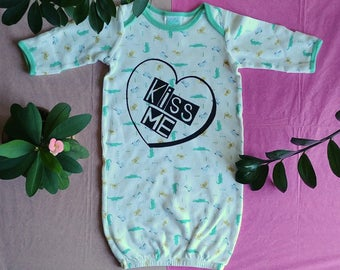 Baby Sleeping Gown