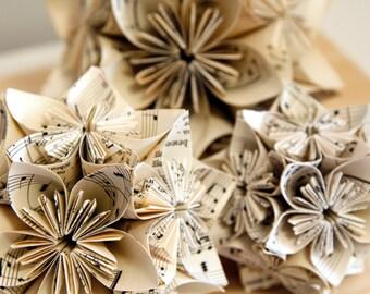 Handmade Origami Flower Kasudama