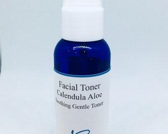 Natural Calendula Aloe Facial Toner