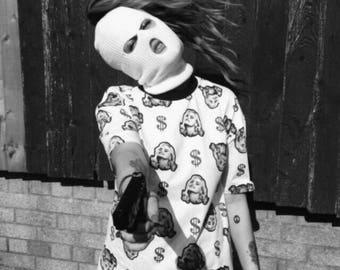 Balaclava gangsta mask