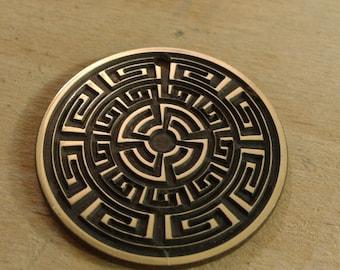 Labyrinth Pendant
