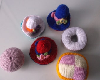 Knitted Pin Cushions