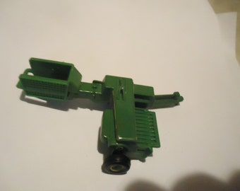 Vintage Ertl Metal Green Farm Implement Toy, ,collectbable