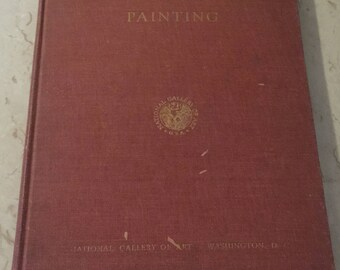 Vintage Masterpieces of Art Book