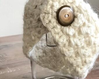 Head Warmer Alpaca Headband, Wool Ear Warmer Women's Winter Fashion