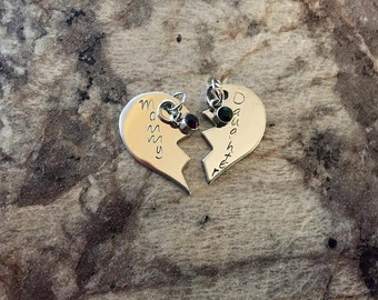 Mommy and Daughter Necklace
