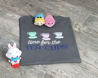 Time For The Tea Cups Shirt