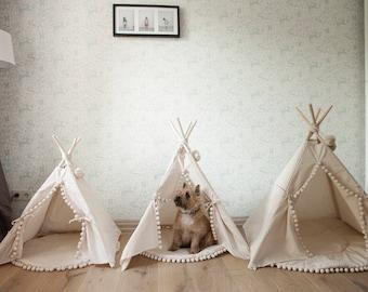 Large dog bed, bed for dog, dog bed, pet beds, cat beds, luxury dog beds, dog couch, modern dog bed, dog bed large, handmade dog bed