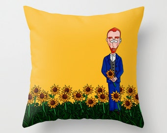 Vincent van Gogh pillow cover