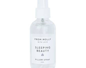 Aromatherapy Pillow Spray for Sleep | Lavender Spray | sleepy time linen spray | bedroom spray | gifts for her