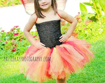 monarch tutu dress
