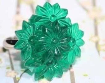 Emerald City VINTAGE Ring