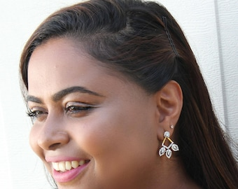 Indian Stud Earring Indian Fashion Jewelry