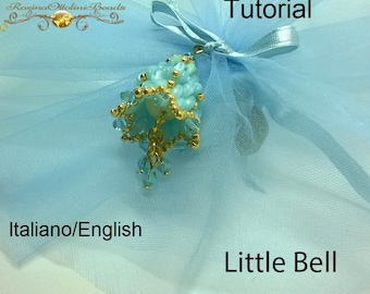 Little Bell and Little Bell two Colors  ( tutorial fotografico in italiano and english)