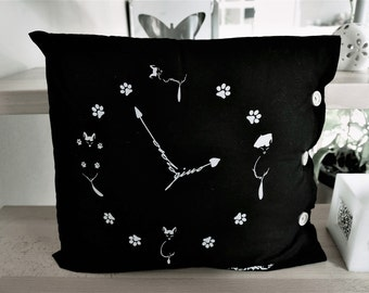 pillow with OroloGino