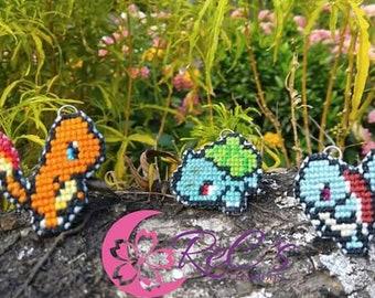 Pokemon Keychain/Necklace