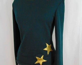 Fairy green sweater
