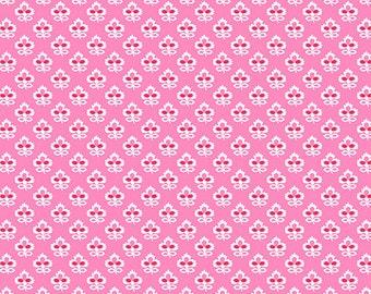 Joyful in Pink - Quilted Koala - Andover Fabrics - 1 Yard