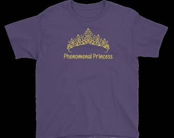 Phenomenal Princess (youth tee)