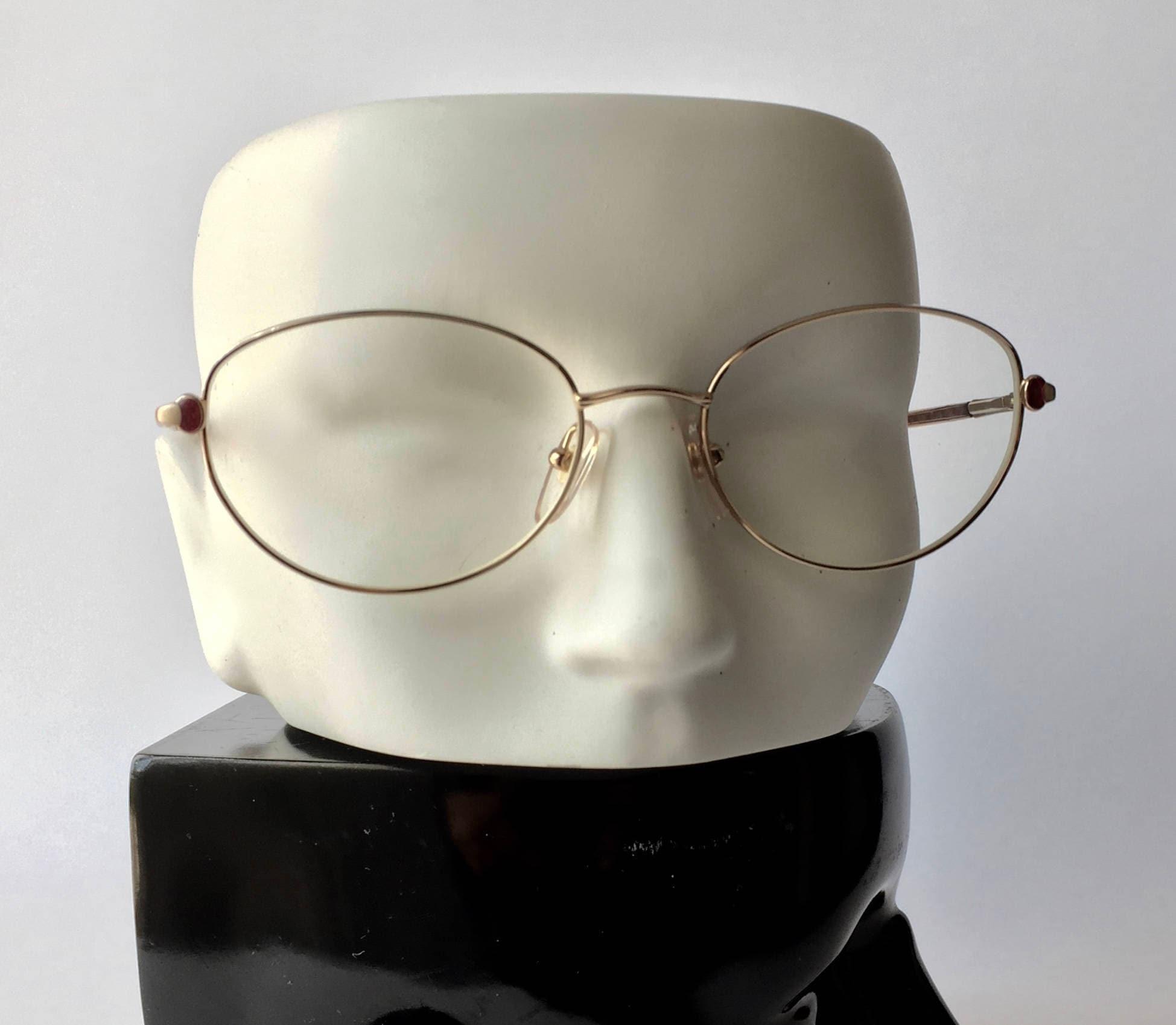 Jahrgang Genny italienischen Designer-Brillen Genny 714 5001
