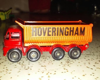 Lesney Matchbox series Hoveringham Tipper