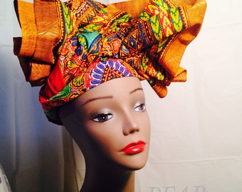 Ankara,Head wraps/ Ankara fabric/ Headwrap/African Fabric/ Ankara Head Wrap
