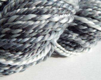 Winter is Here-Wool Free Handspun Yarn