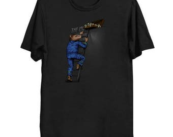 Career Ladder: Rat Race Work & Jobs T-Shirt