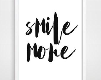Inspirational Quote Art, Typographic Print, Motivational Poster, Minimalist Print, Typography, Gift For Boyfriend, Girlfriend Gift.