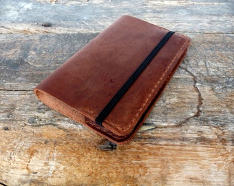 Leather Moleskine Notebook Cover