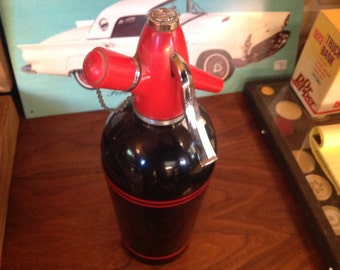 Sparkling Seltzer Bottle