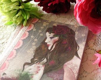 Mini notebook - The Last Queen