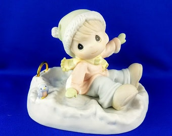 Angels on Earth Precious Moments Figurine