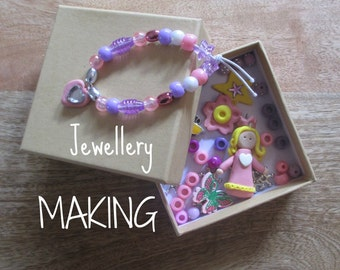 Make Your Own Jewellery, DIY Party Craft, Party Supplies