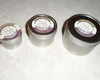 All Purpose Herbal Healing Salve