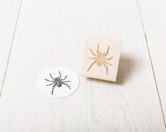 Spider - Rubber Stamp