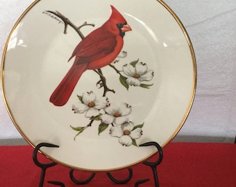 Vintage  Avon collectable plate