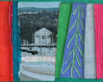 Smithfield Church in Winter